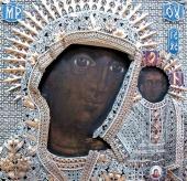Святейший Патриарх Кирилл скорбит в связи с утратой чтимой Чимеевской иконы Божией Матери