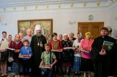 Cleric and his flock have returned from schism to canonical Ukrainian Orthodox Church