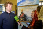 В Петербурге открылась выставка, посвященная святому Феодору Ушакову