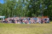 При поддержке Синодального отдела по социальному служению в Челябинской области состоялась ХI международная трезвенная школа-слет «Увильды — 2019»