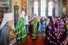 Слово Святейшего Патриарха Кирилла при вручении архиерейского жезла Преосвященному Борису (Баранову), епископу Некрасовскому