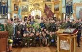В Салаватской епархии состоялся IV ежегодный слет казачьих кадетов