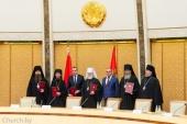 Подписано соглашение о сотрудничестве Минской митрополии с Минским областным исполнительным комитетом