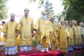 Состоялись торжества по случаю 25-летия возрождения Барнаульской епархии