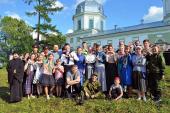 Вятской епархией организован молодежный форум «Вятские берега»