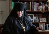 Патриаршее поздравление настоятельнице Иоанно-Предтеченского ставропигиального монастыря игумении Афанасии (Грошевой) с 80-летием со дня рождения