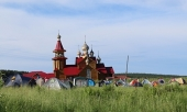 При поддержке Синодального отдела по социальному служению под Екатеринбургом состоялся слет православных трезвенников