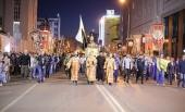60 тысяч человек приняли участие в Царском крестном ходе в Екатеринбурге