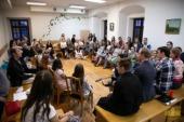 В Минской духовной семинарии прошел республиканский обучающий семинар «Миссия и милосердие — IX»