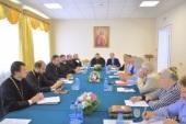 В Гомельской епархии состоялась конференция, посвященная 35-летию установления празднования Собора Белорусских святых