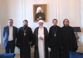 Завершился визит руководителя Центра по диалогу религий и культур Организации по культуре и исламским связям Ирана в Москву