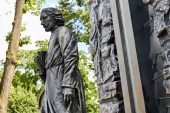 В Сергиевом Посаде Святейший Патриарх Кирилл освятил мемориальный комплекс «Всем пострадавшим за Христа в годы гонений и репрессий»