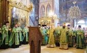 В Троице-Сергиевой лавре состоялись торжества по случаю праздника Собора Радонежских святых