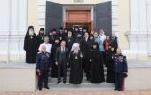 Патриарший наместник Московской епархии совершил Божественную литургию в Никитском монастыре подмосковной Каширы