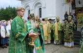 В Герасимо-Болдинском монастыре встретили престольный праздник обители