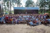 Предстоятель Украинской Православной Церкви благословил участников ІІ Всеукраинского православного молодежного фестиваля OrthoFest