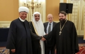 Секретарь ОВЦС по межрелигиозным отношениям принял участие в церемонии присвоения степени доктора honoris causa Генеральному секретарю Всемирной исламской лиги