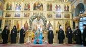В Риге торжественно отметили 30-летие архиерейской хиротонии митрополита Рижского и всея Латвии Александра