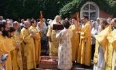 Престольный праздник молитвенно отметили на Антиохийском подворье в Москве