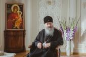 Блаженнейший митрополит Онуфрий: Менять нужно. Но не Церковь, а себя