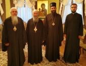 Предстоятель Украинской Православной Церкви поблагодарил делегации Поместных Церквей за участие в киевских торжествах, посвященных Дню Крещения Руси
