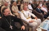 Представитель Русской Православной Церкви посетил военно-морской парад в сирийском Тартусе