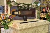 В Яранской епархии прошли торжества по случаю 365-летия преставления преподобного Леонида Устьнедумского