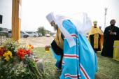 В Ханты-Мансийске заложен храм в честь благоверных Петра и Февронии Муромских
