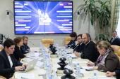 В Общественной палате РФ прошел круглый стол «Опыт, практики и проблемы участия православных НКО в оказании социальных услуг»