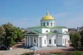 Блаженнейший митрополит Киевский Онуфрий возглавил торжества по случаю 25-летия образования Белоцерковской епархии