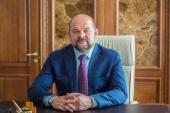 Поздравление Святейшего Патриарха Кирилла губернатору Архангельской области И.А. Орлову с 55-летием со дня рождения