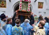 В Великолукской епархии состоялись торжества, посвященные 450-летию основания Успенского Святогорского монастыря