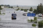 Церковь оказывает помощь пострадавшим в результате паводка в Приамурье