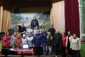 Волонтеры Сретенского монастыря побывали на Пинежье