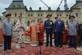 В центре Москве прошли торжества, посвященные Ильину дню