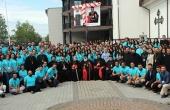Делегация Московского Патриархата посетила Всемирный съезд молодежи Сирийской Ортодоксальной Церкви в Стокгольме