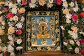 В Казахстан будет принесена чудотворная Курская-Коренная икона Божией Матери «Знамение»