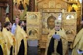 Главная икона Вооруженных сил РФ «Спас Нерукотворный» принесена в Астрахань