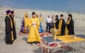 В Хабаровске состоялся молебен об избавлении региона от наводнения