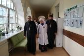 Епископ Ардатовский Вениамин посетил церковные социальные проекты в Москве