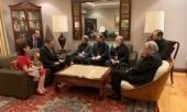 Председатель ОВЦС встретился с министром иностранных дел Филиппин