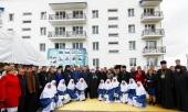 В Одессе открывается первый на Украине православный центр паллиативной медицины