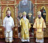 В Ляденском монастыре в Белоруссии состоялись торжества по случаю 25-летия возрождения обители