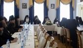 Архиепископ Каширский Феогност возглавил очередное совещание игуменов и игумений ставропигиальных монастырей