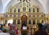 Епископ Николаевский Василий прибыл к месту служения