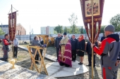 В Нарьян-Маре возобновили строительство Арктического собора