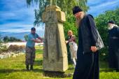 Памятник преподобному Сергию Радонежскому восстановлен в Свияжском монастыре в Татарстане