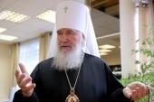 Митрополит Калужский и Боровский Климент: Молиться и созидать