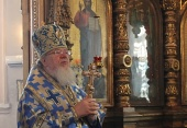 Митрополит Воронежский и Лискинский Сергий: Нужно уметь давать человеку надежду