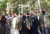 Капелланы Украинской Православной Церкви приняли участие в международном военном паломничестве на святую гору Грабарку (Польша)